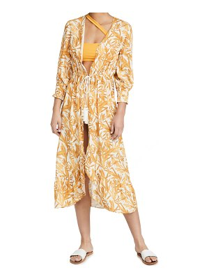 Palmacea baggy sleeves cover up