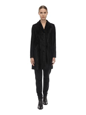 PALTÒ Viscose & cotton jacket