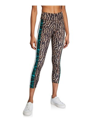 Pam & Gela Leopard Leggings