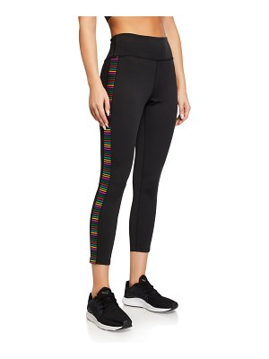 Pam & Gela Metallic Rainbow 7/8 Leggings