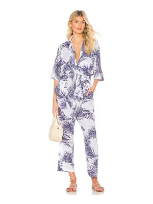 6538f2e0acfe Free People Beach Bum Jumpsuit in White
