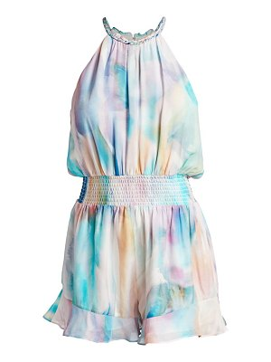 Parker essex watercolor romper