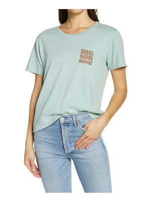 Parks Project big sur boxy graphic tee