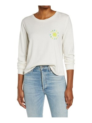 Parks Project peace long sleeve graphic tee