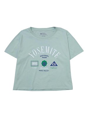 Parks Project yosemite 1994 crop graphic tee