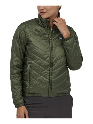 Patagonia radalie water repellent thermogreen insulated jacket