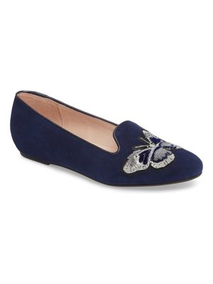 patricia green butterfly flat