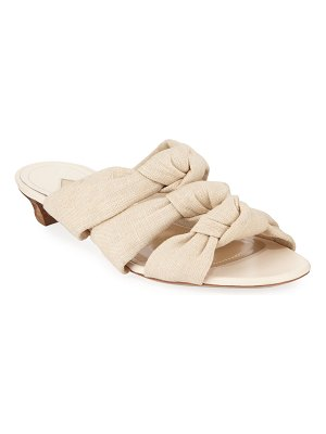 Paul Andrew Three-4-One Canvas Sandals