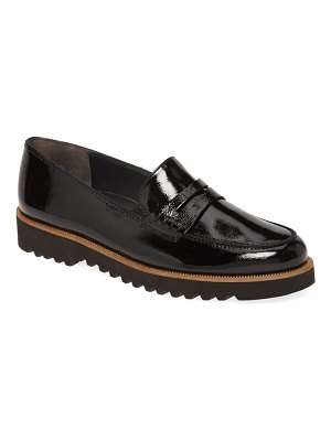 Paul Green carrie platform loafer