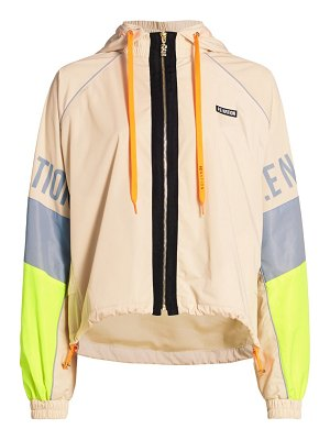 P.E NATION first position colorblocked jacket