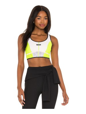 P.E NATION first position sports bra