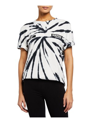 PE Nation Real Challenger Tie-Dye Tee