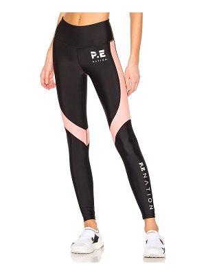P.E NATION The Chase High Rise Legging