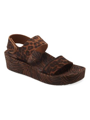 Pedro Garcia lacey footbed sandal