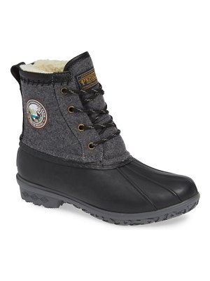 Pendleton olympic national park duck boot