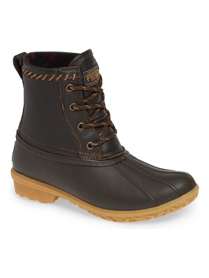 Pendleton waterproof duck boot