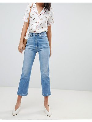 Pepe Jeans Kew Cropped Kick Flare Jeans