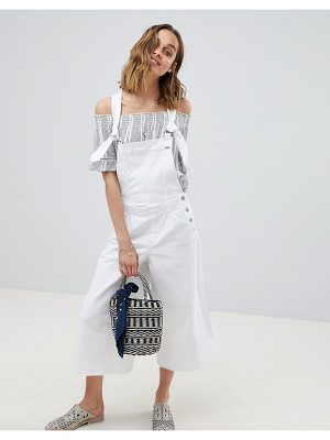 Pepe Jeans wide leg overall