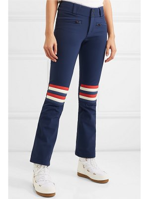 Perfect Moment aurora flare striped ski pants