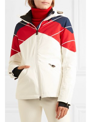 Perfect Moment chamonix hooded padded jacket
