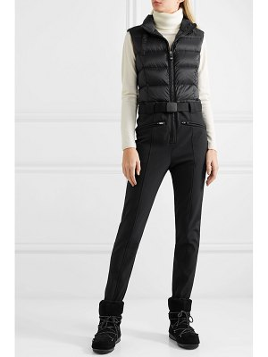 Perfect Moment super star quilted jumpsuit