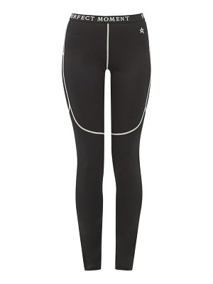 Perfect Moment thermal technical jersey leggings