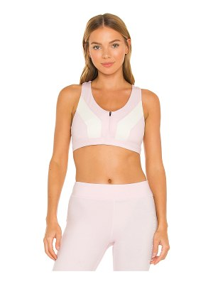 Perfect Moment vale rainbow seamless fitness top