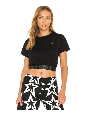 Perfect Moment waisted sport tee