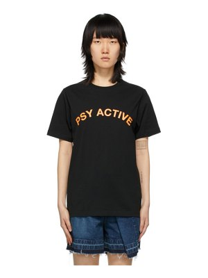 Perks And Mini black xperience psy active t-shirt