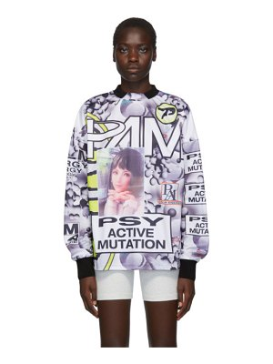 Perks And Mini multicolor as waterfalls sublimation long sleeve t-shirt