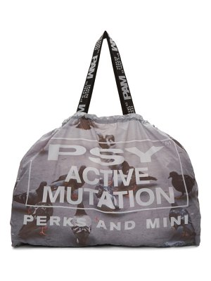 Perks And Mini multicolor nylon bad rep tote