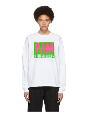 Perks And Mini white get out of the box long sleeve t-shirt
