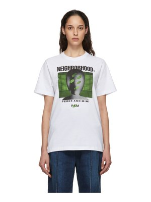 Perks And Mini white neighborhood edition t-shirt