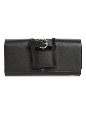 PERRIN la parisienne leather clutch