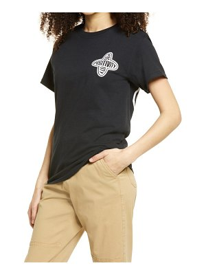 Petals and Peacocks positivity graphic tee