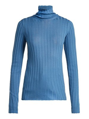 Petar Petrov karen high neck wool sweater