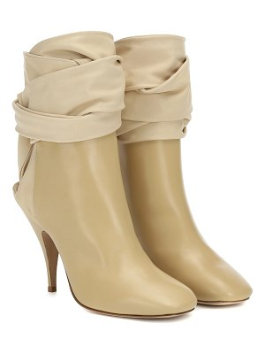 Petar Petrov Sadie leather ankle boots