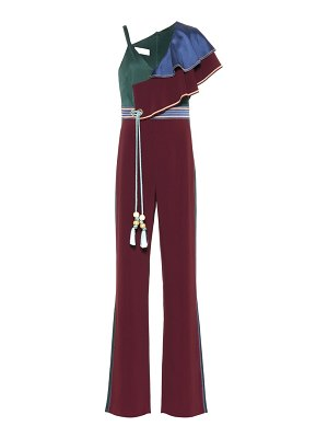 Peter Pilotto Belted cady jumpsuit