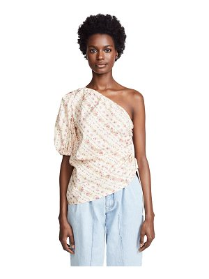 Petersyn abigail one shoulder top
