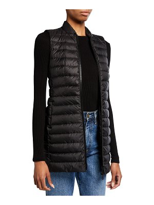 Peuterey Gigas Long Fitted Vest