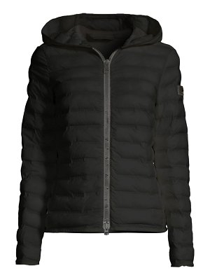 Peuterey napo hooded puffer jacket