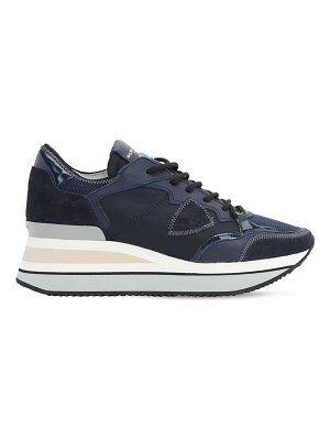 PHILIPPE MODEL Triomphe mondial sneakers