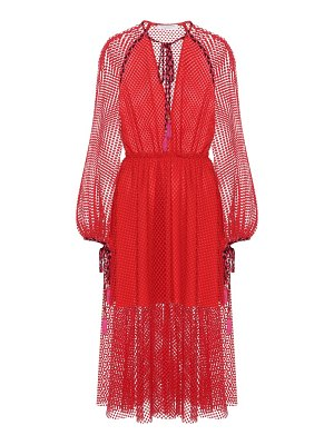 Philosophy di Lorenzo Serafini midi dress
