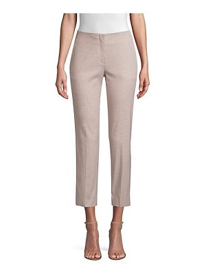 Piazza Sempione cropped houndstooth pants