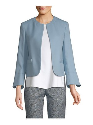 Piazza Sempione lifestyle bell-sleeve jacket