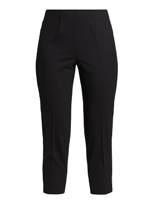 Piazza Sempione stretch-wool cropped pants