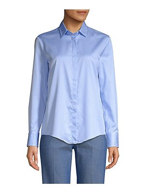 Piazza Sempione striped button-down shirt