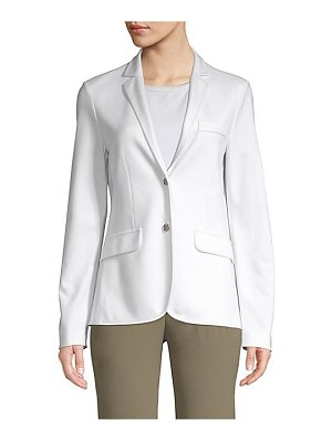 Piazza Sempione unstructured blazer jacket