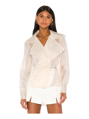 Piece of White charlotte blouse