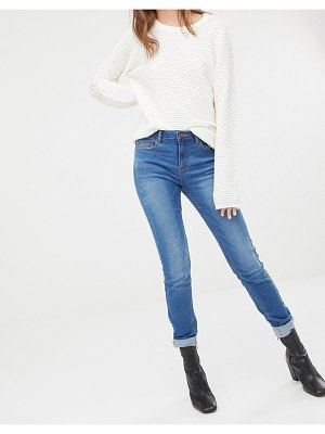 Pieces five betty high rise skinny jeans